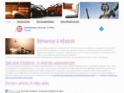 screenshot http://www.infodroit.com/ avocat cervera-khelifi à paris : réparation et indemnisation de préjudices corporels