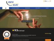 Info Elec - Electricien à Illkirch-Graffenstaden