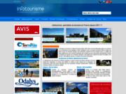 Infotourisme.net vous propose circuits touristiques et hôtels en France