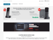 InfoValis - Distributeur de caisses enregistreuses tactiles