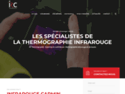 screenshot http://www.infrarouge-carmin.com/pages/ig_index.php thermographie infrarouge