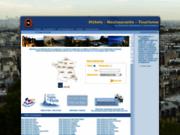 screenshot http://www.ini.fr guide des hotels et restaurants ini france