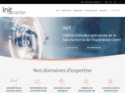 screenshot http://www.init-marketing.fr init marketing - institut d'études marketing