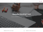 Pour des solutions complètes de création de site internet : Innergy