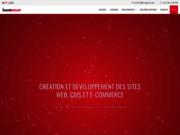 Agence de communication web et  Marrakech Maroc