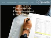 screenshot http://inovaelec.com inovaelectous travaux d'électricité dans bordeaux