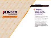 screenshot http://www.inseo.fr création de sites accessibles et conformes w3c