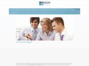 INSIM: école en immobilier