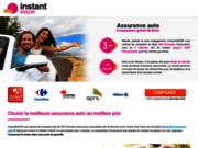 Devis d'assurance auto en ligne avec instantASSUR