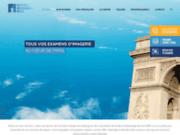 screenshot http://www.institut-de-radiologie.com institut de radiologie de paris irp
