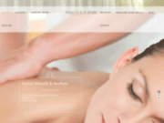 screenshot http://www.institut-massag.fr massage paris - massage traditionnel à paris 75
