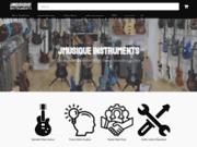 screenshot http://www.instruments-de-musique.biz instruments de musique