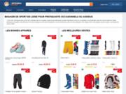 Integral sport - Vente en ligne d'équipement sportif