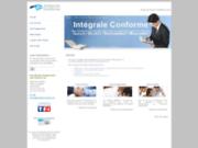 Intégrale conforme - Conseil en gestion de projet