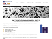 screenshot http://www.intelligent-holdings.co.uk intelligent uk holdings limited