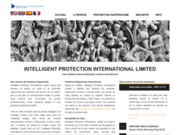 screenshot http://www.intelligent-protection.fr Site d'Intelligent Protection