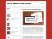 screenshot http://www.internet-marketing-home-business.com internet marketing articles