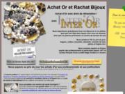 screenshot http://www.interor.fr Bureau d'Achat d'OR