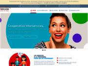 screenshot http://www.interservices.fr interservices, prestataire de services à domicile