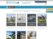 defiscalisation immobilier