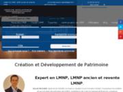 Defiscalisiation LMP et LMNP - residence affaire