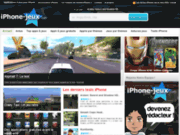 Le blog spécialiste des jeux pour iPhone, iPod touch et iPad