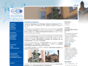 screenshot http://ippts.unistra.fr Institut de Parasitologie