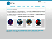 screenshot http://www.irtech-environnement.fr/ thermographie infrarouge irtech