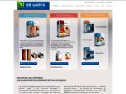 screenshot http://www.isb-water.com isb water - traitement de l'eau
