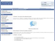 screenshot http://www.itchatche.com chat gratuit