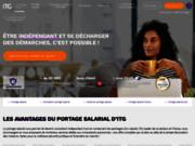 ITG : société de portage salarial