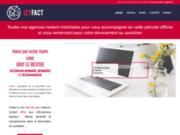 screenshot https://www.izyfact.com/ facturation pour infirmiers