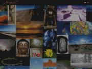 screenshot http://www.jacquesrochet.com Peintre et photographe