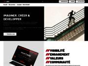 screenshot https://www.jag-conseil.com AGENCE WEB