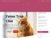Le blog J'aime Trop Chat