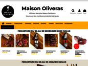 screenshot http://www.jambonsoliveras.com jambons oliveras