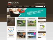 Jardideal - Mobilier jardin teck