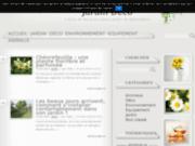 Jardin Déco, votre blog de décoration et jardinage