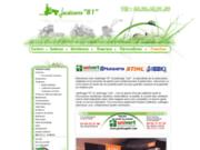 screenshot http://www.jardinage81.com vente de motoculteurs : jardinage 81