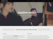 screenshot http://www.jazzlive-event.com orchestre de jazz
