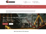 screenshot http://www.jb-ec.fr JB Expertise Construction