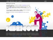 screenshot http://www.jcbricout.com jcbricout- créateur de décors adhésifs