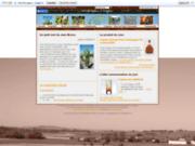 screenshot http://www.jean-bruno-gay.com jean bruno gay - vin et cognac de grande champagne