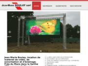 Location matériel sono Le Mans (Sarthe 72) - Jean-Marie Boulay