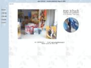 screenshot http://jean.schuck.free.fr jean schuck - artiste plasticien depuis 1960