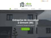J'écoRénove - rénovation durable à Girmont
