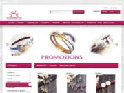 screenshot https://jecreemesbijoux.com Spécialiste des cuirs de qualité pour créateurs de bijoux fantaisie
