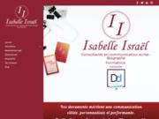 screenshot http://www.jecrispourtoi.fr isabelle israel ecrivain public biographe