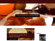 Site web du blog Je me régale