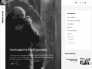 screenshot http://www.jeromericoul.com jérôme ricoul - photographe
